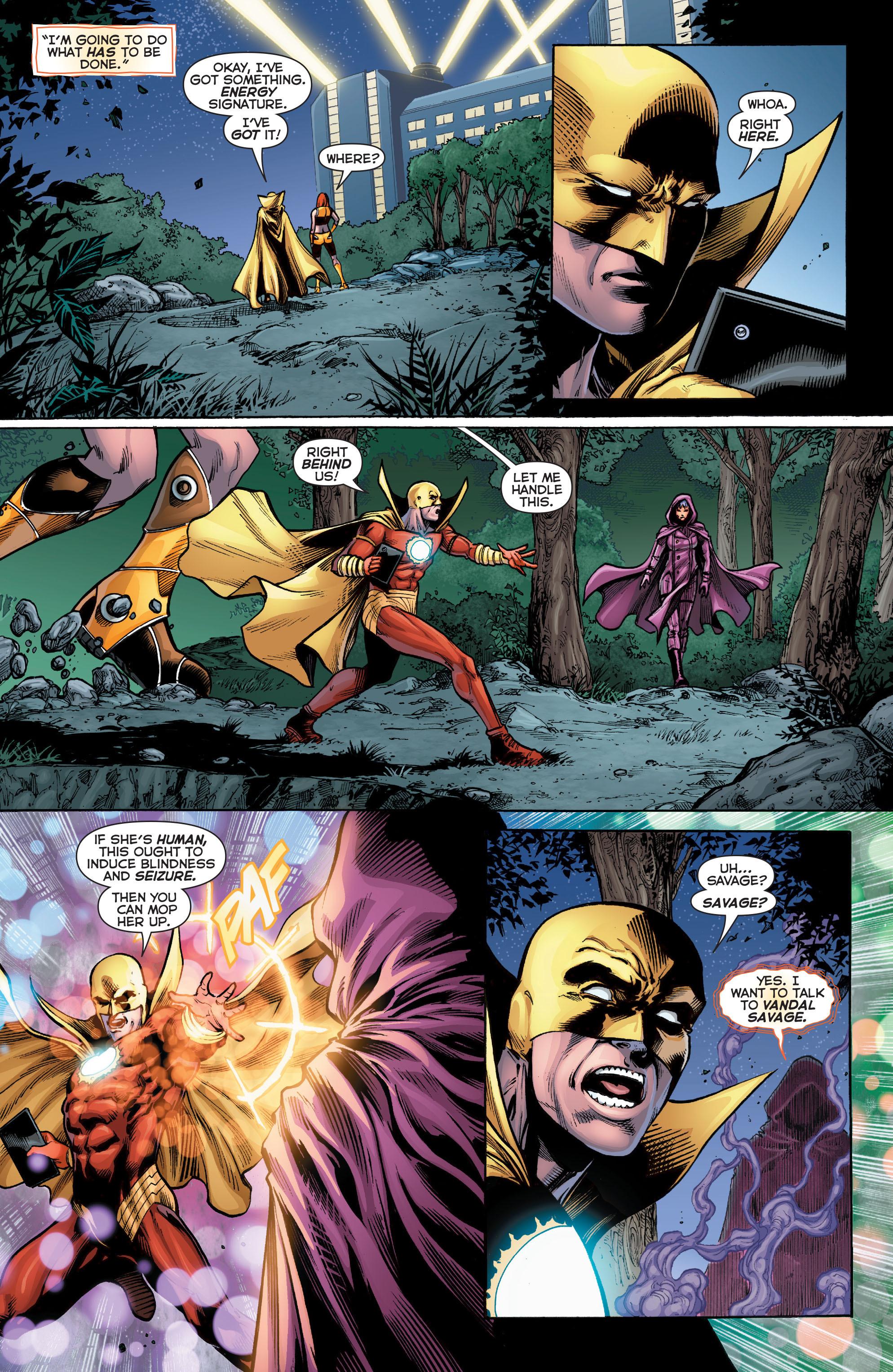 Read online Trinity of Sin: Pandora comic -  Issue #2 - 8
