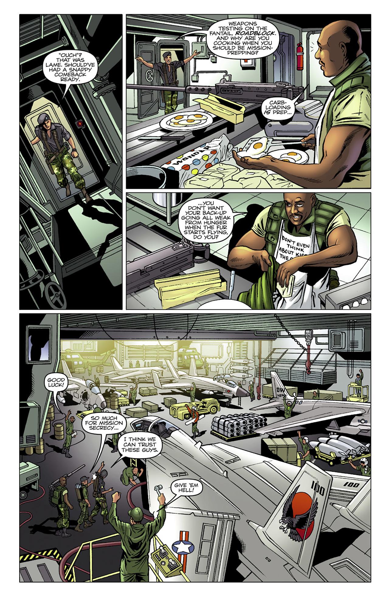 G.I. Joe: A Real American Hero 170 Page 5