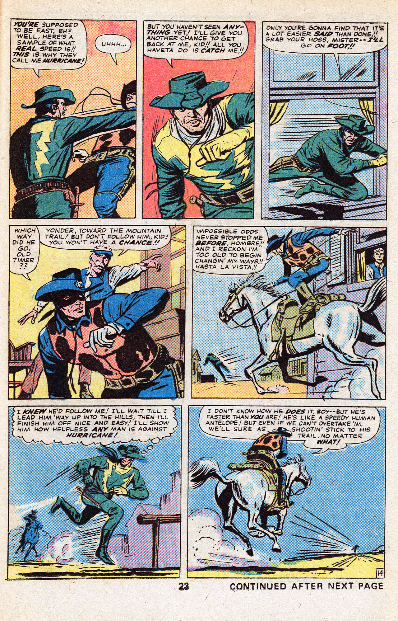 Read online Two-Gun Kid comic -  Issue #133 - 25