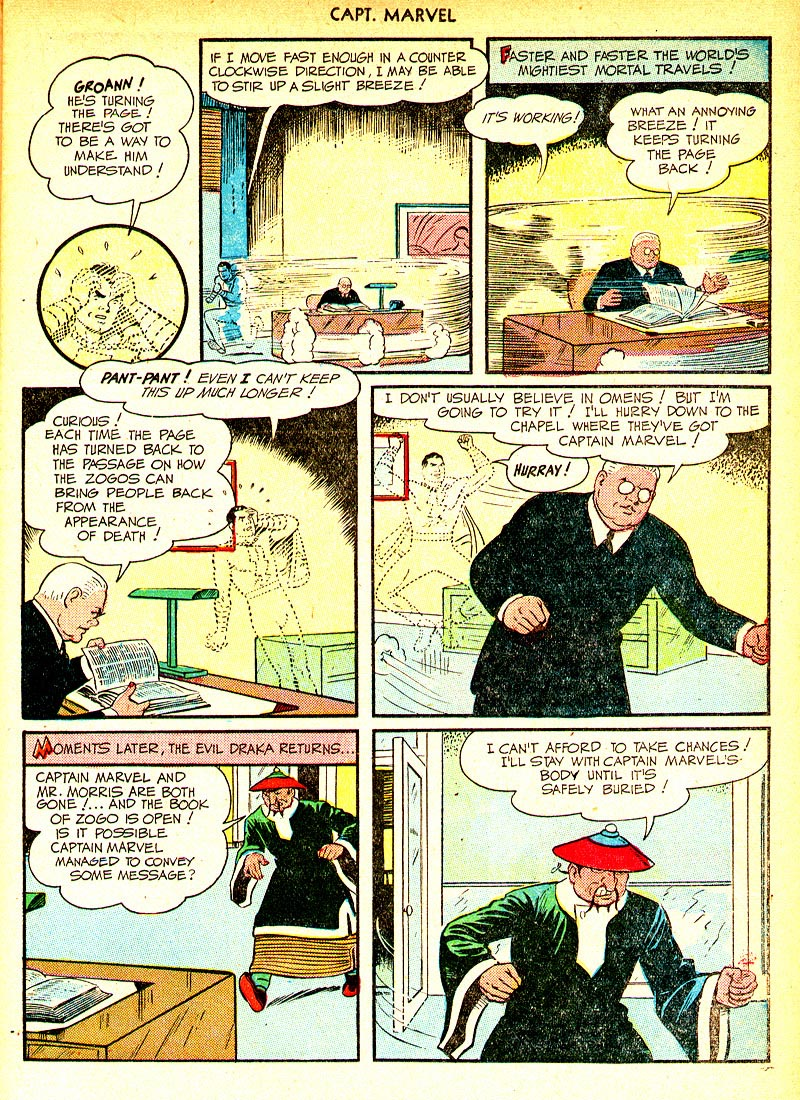Captain Marvel Adventures issue 88 - Page 11