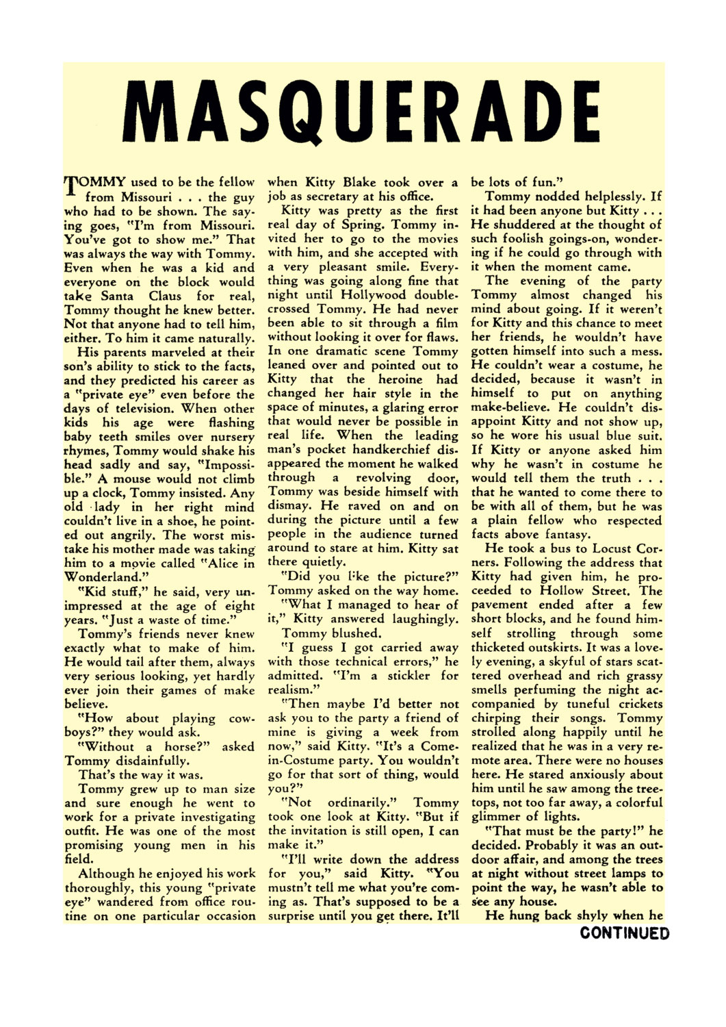 Tales to Astonish (1959) issue 4 - Page 7