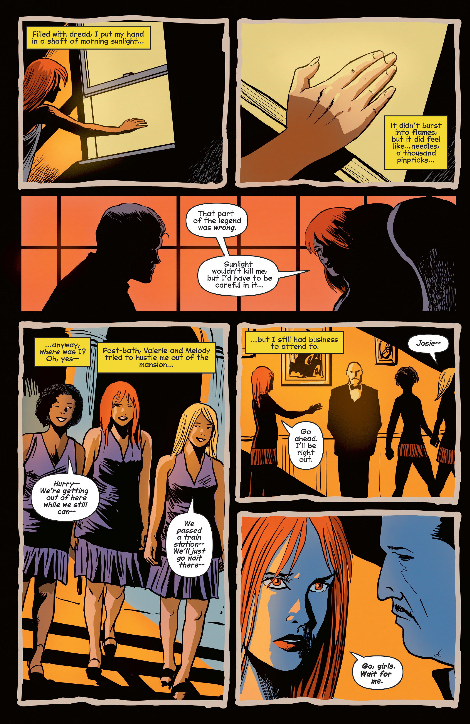 Read online Afterlife with Archie comic -  Issue #10 - 22