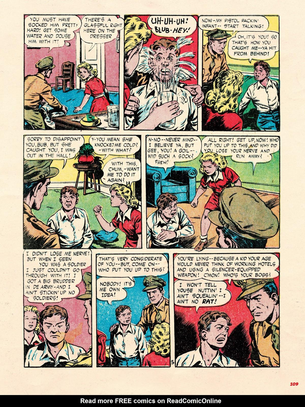 Read online Super Weird Heroes comic -  Issue # TPB 1 (Part 2) - 9