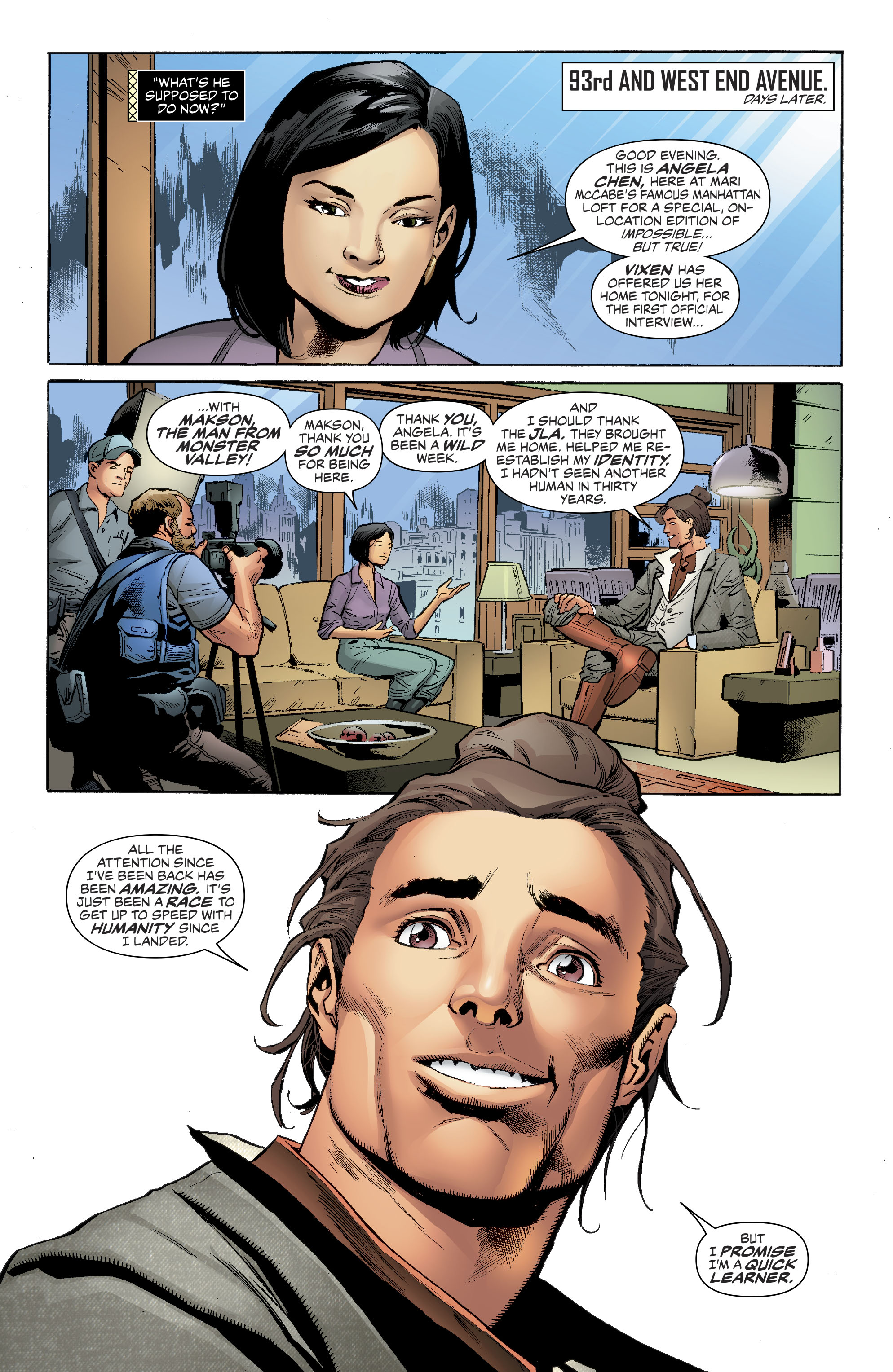 Read online Justice League of America (2017) comic -  Issue #8 - 11