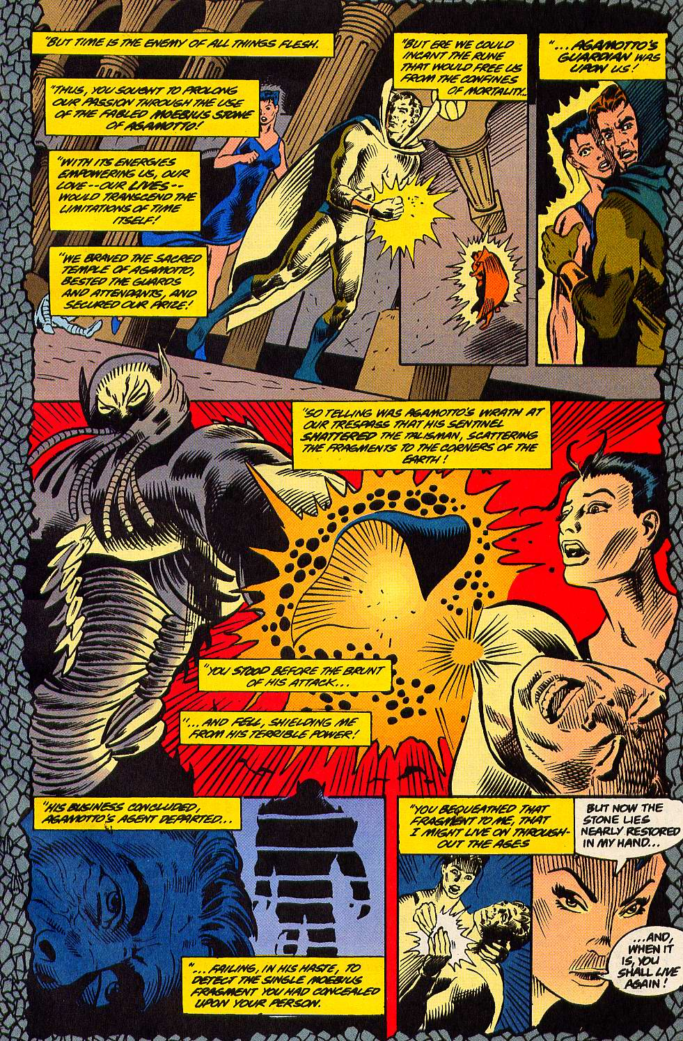 Read online Secret Defenders comic -  Issue #16 - 9