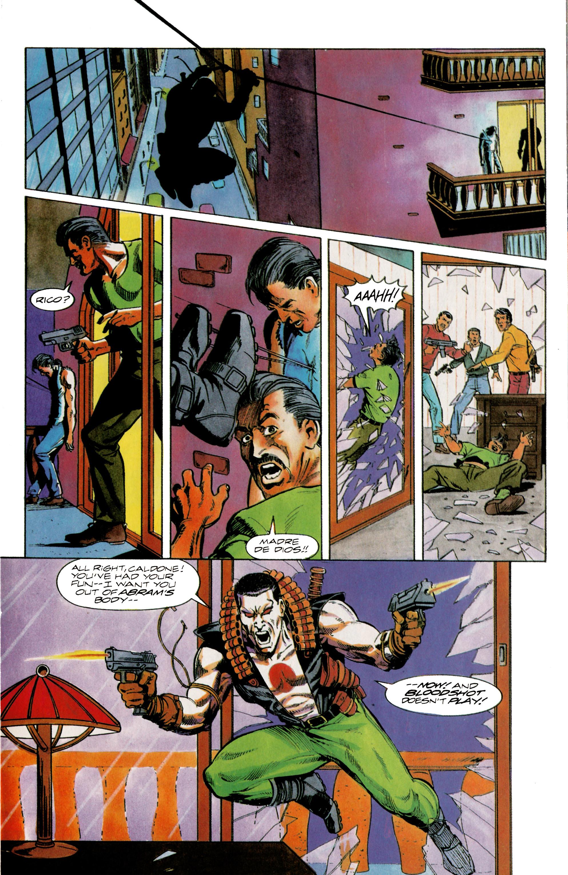Read online Eternal Warrior (1992) comic -  Issue #14 - 12