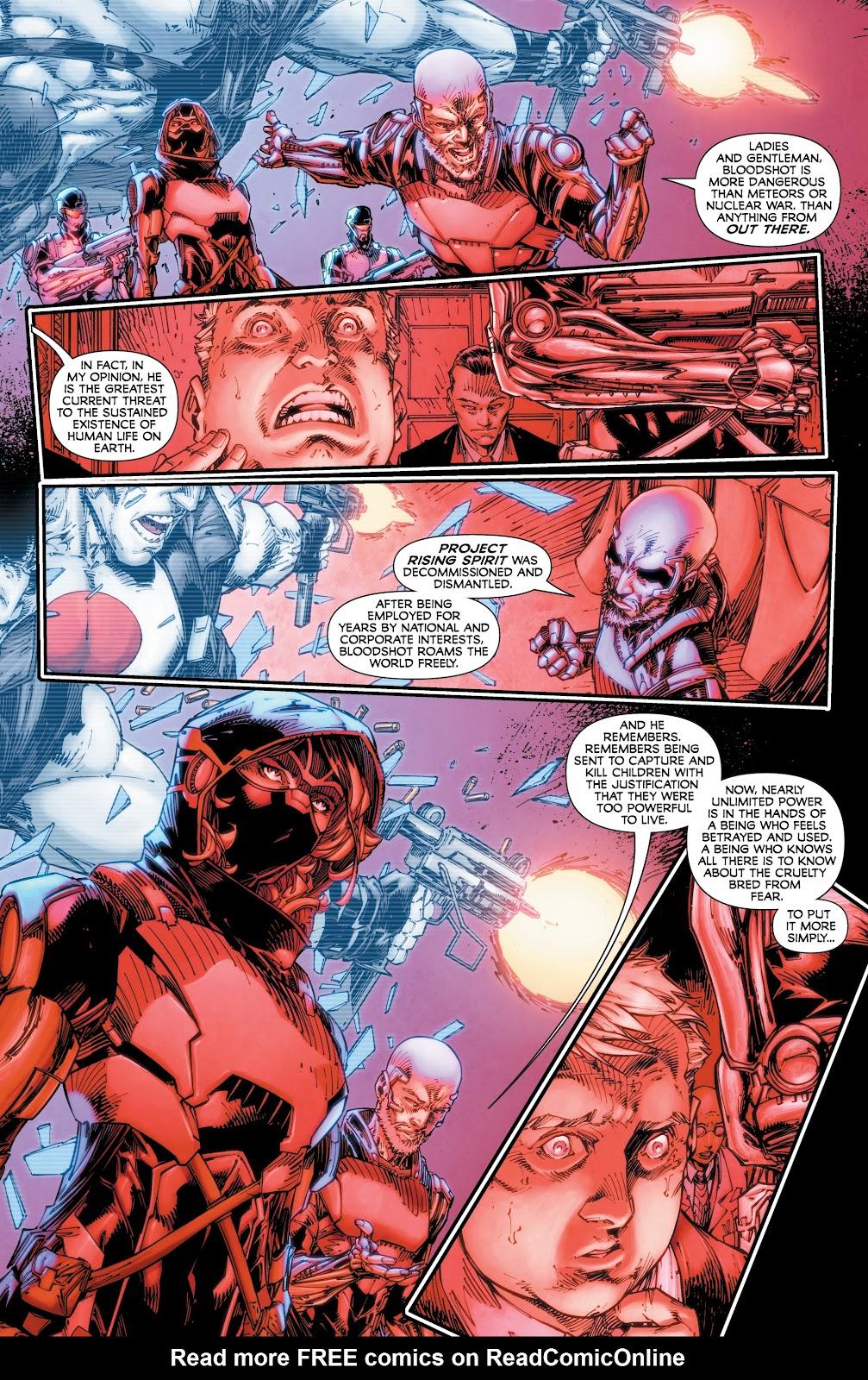 Read online Bloodshot (2019) comic -  Issue #1 - 21