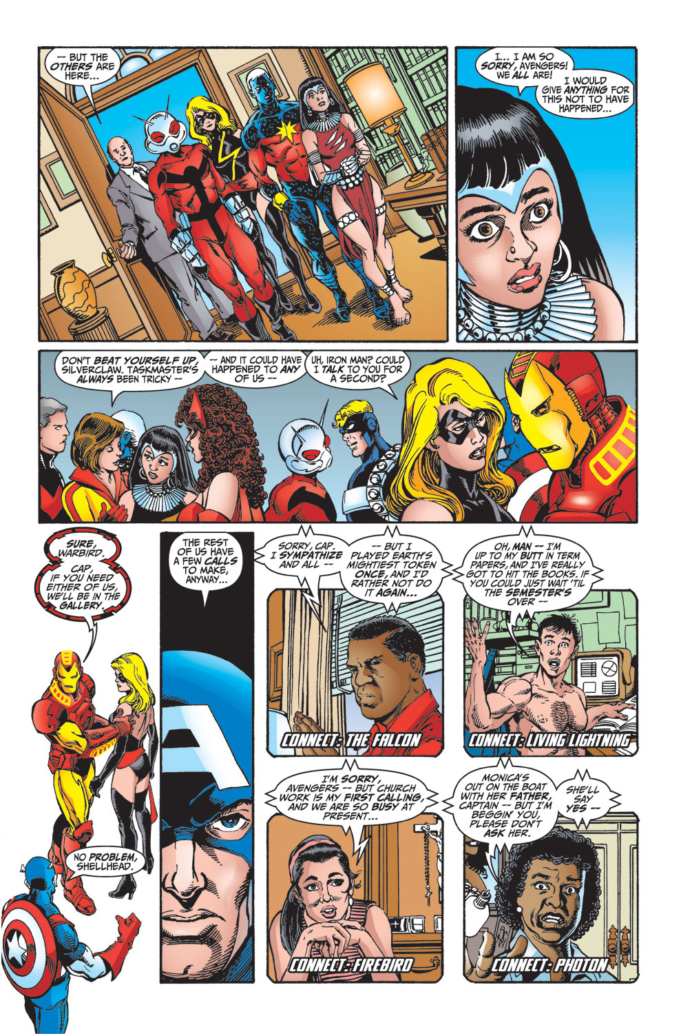 Read online Avengers (1998) comic -  Issue #27 - 11