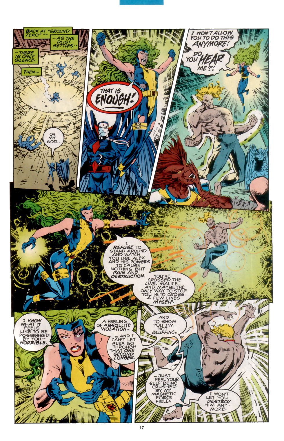 Read online X-Factor (1986) comic -  Issue #105 - 14