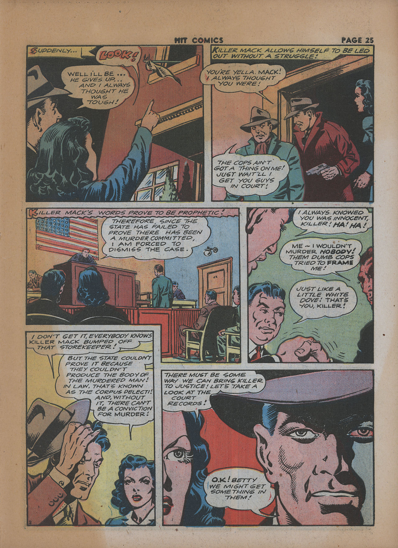Read online Hit Comics comic -  Issue #26 - 27