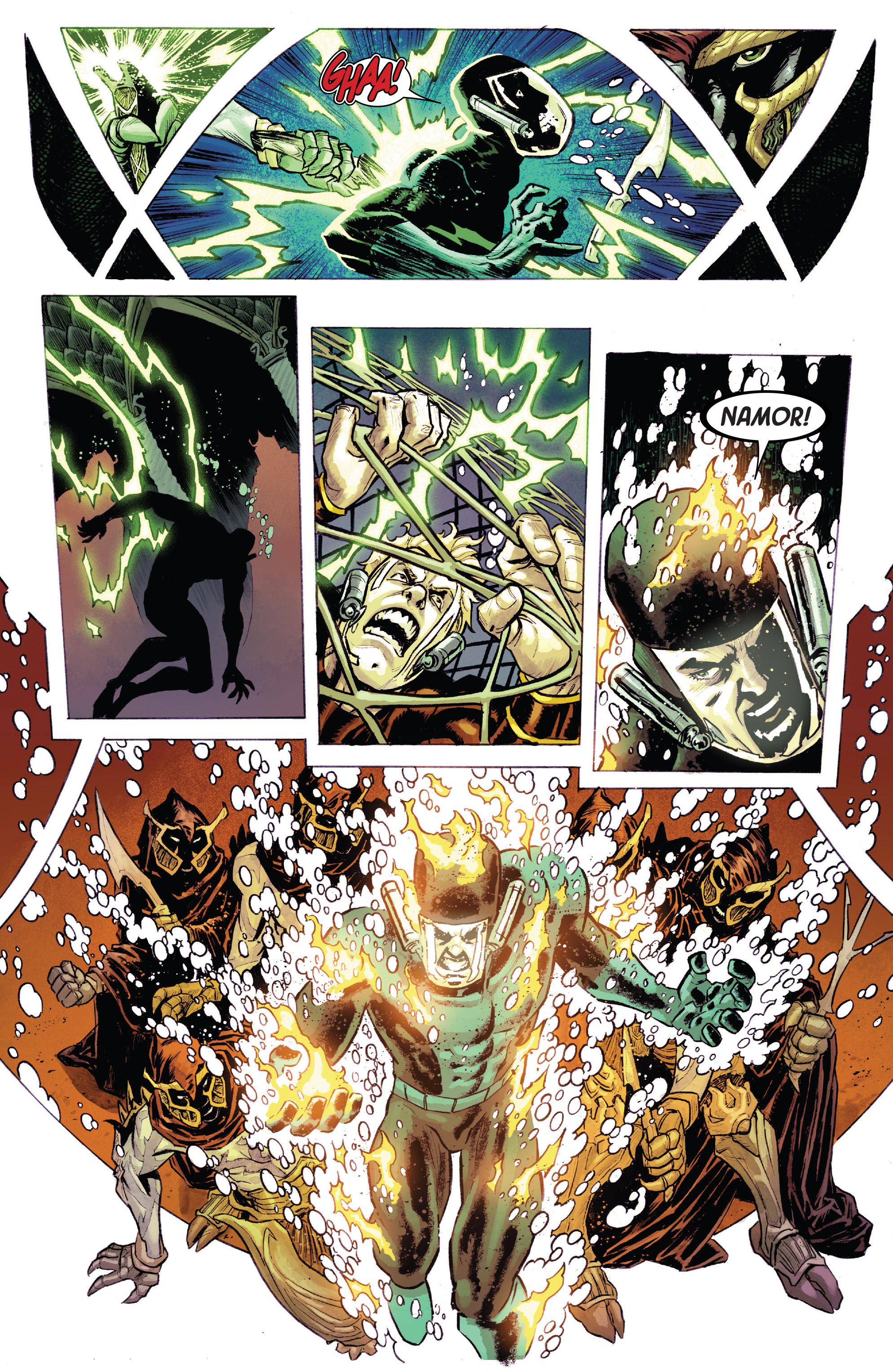 Read online Secret Empire: Brave New World comic -  Issue #1 - 10