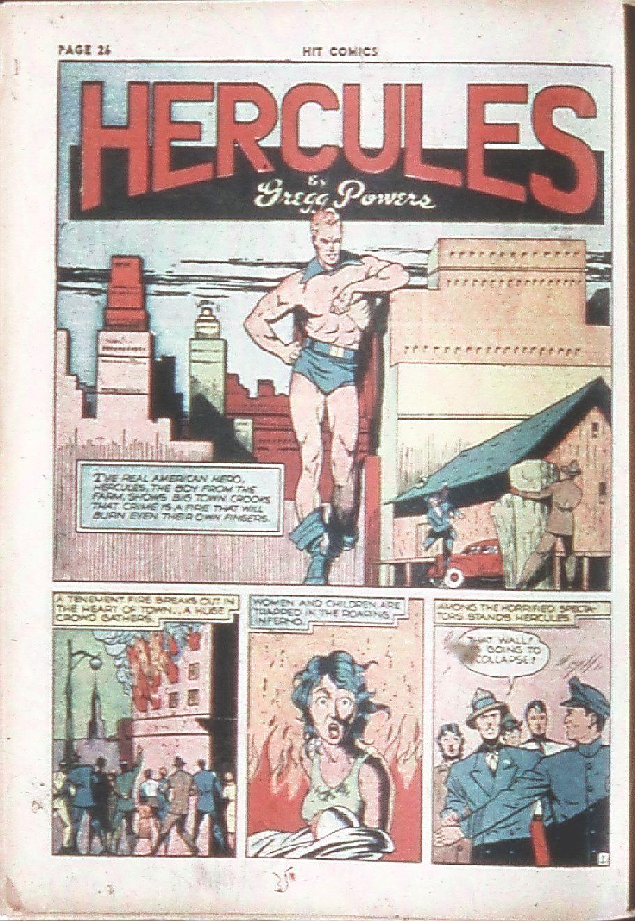 Read online Hit Comics comic -  Issue #7 - 28