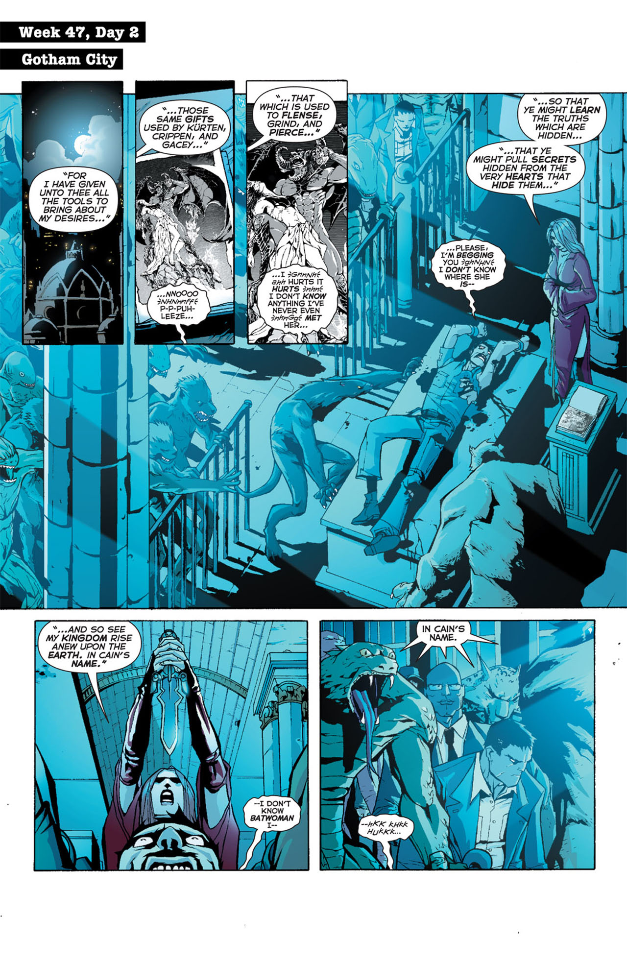 Read online 52 comic -  Issue #47 - 5