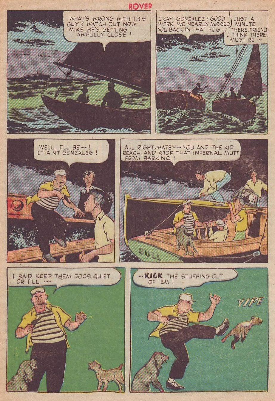 Read online Animal Comics comic -  Issue #25 - 34