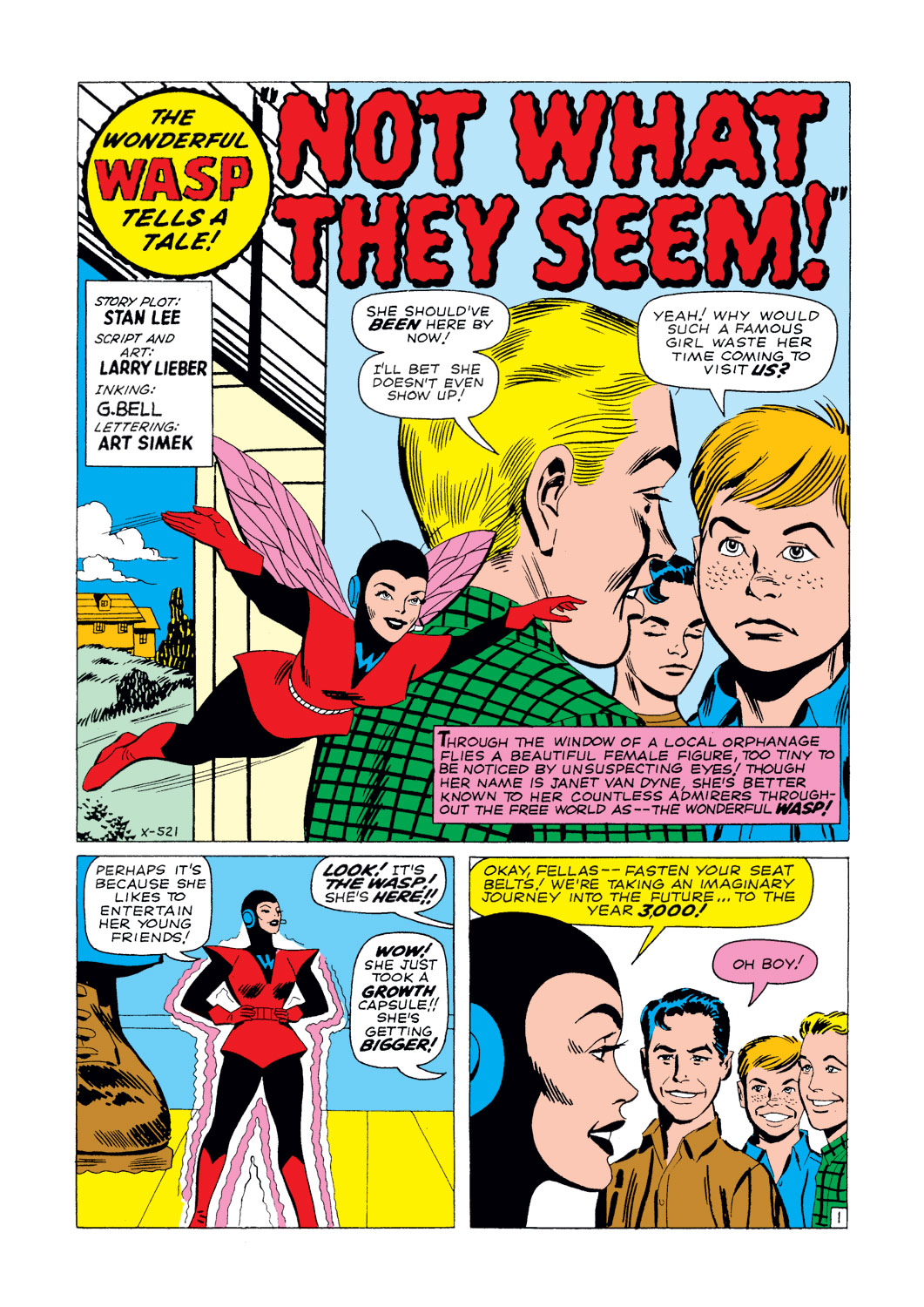Tales to Astonish (1959) issue 52 - Page 20