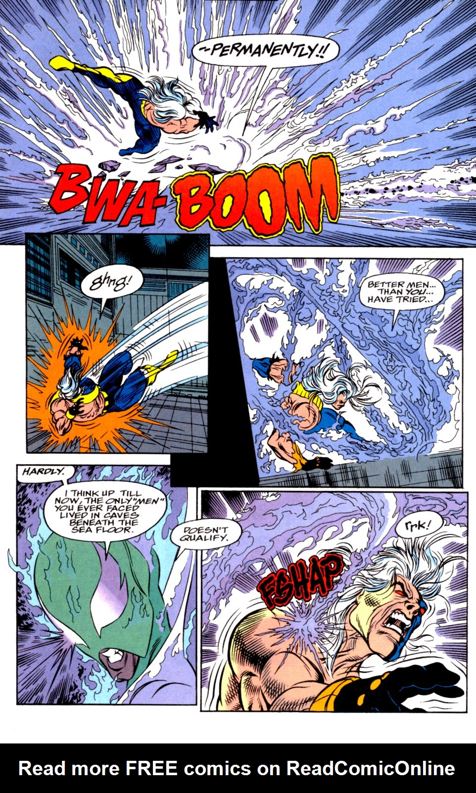 Read online Blackwulf comic -  Issue #4 - 9