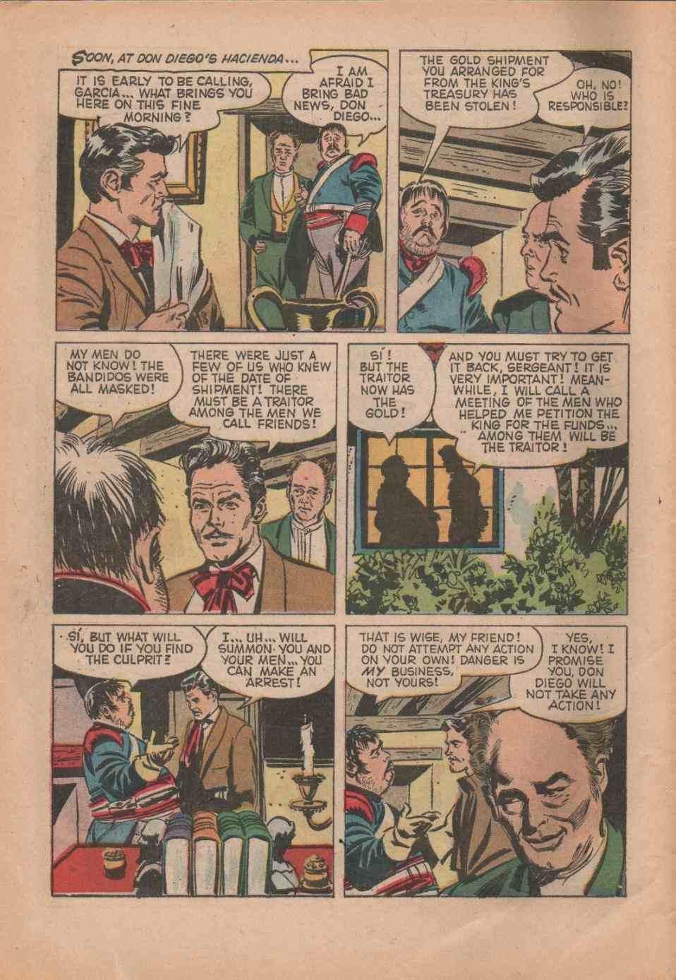 Zorro (1966) issue 6 - Page 6