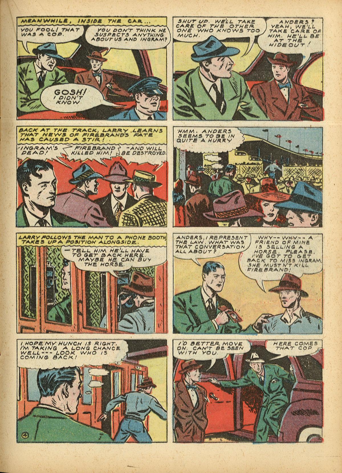 Read online Detective Comics (1937) comic -  Issue #55 - 33