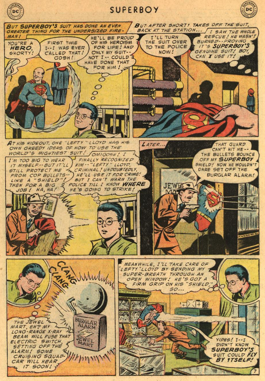 Superboy (1949) issue 44 - Page 8