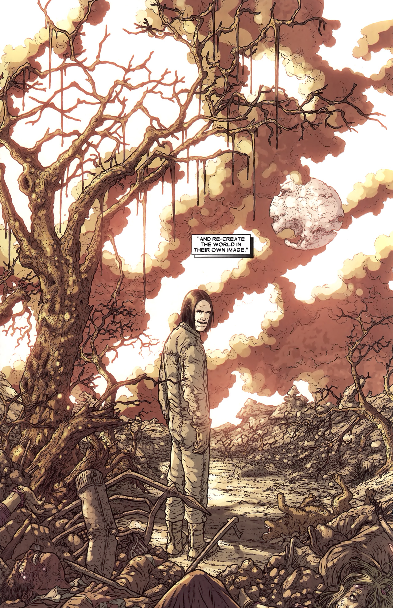 Read online Wolverine: The Best There Is comic -  Issue #11 - 15