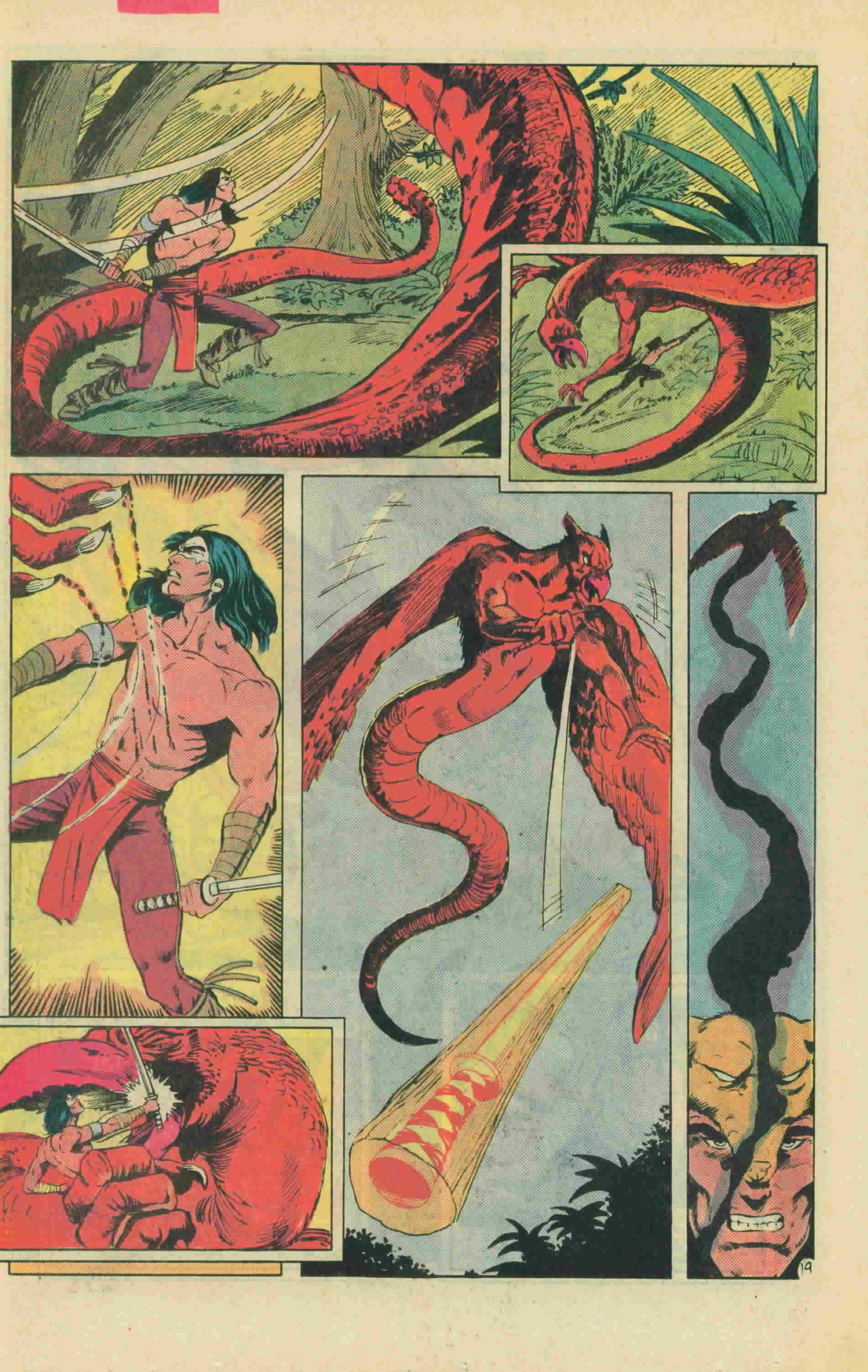 Read online Arion, Lord of Atlantis comic -  Issue #13 - 27