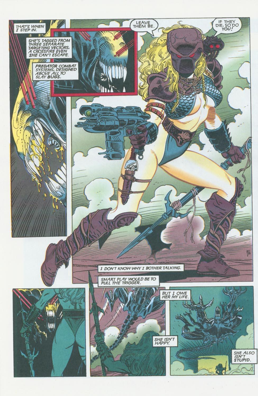 Read online Aliens/Predator: The Deadliest of the Species comic -  Issue #10 - 5