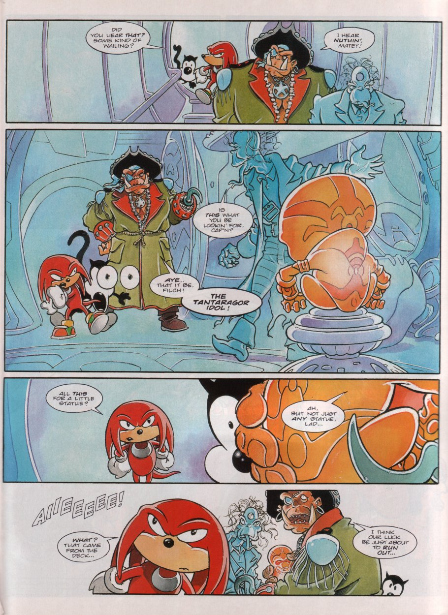Read online Sonic the Comic comic -  Issue #75 - 15