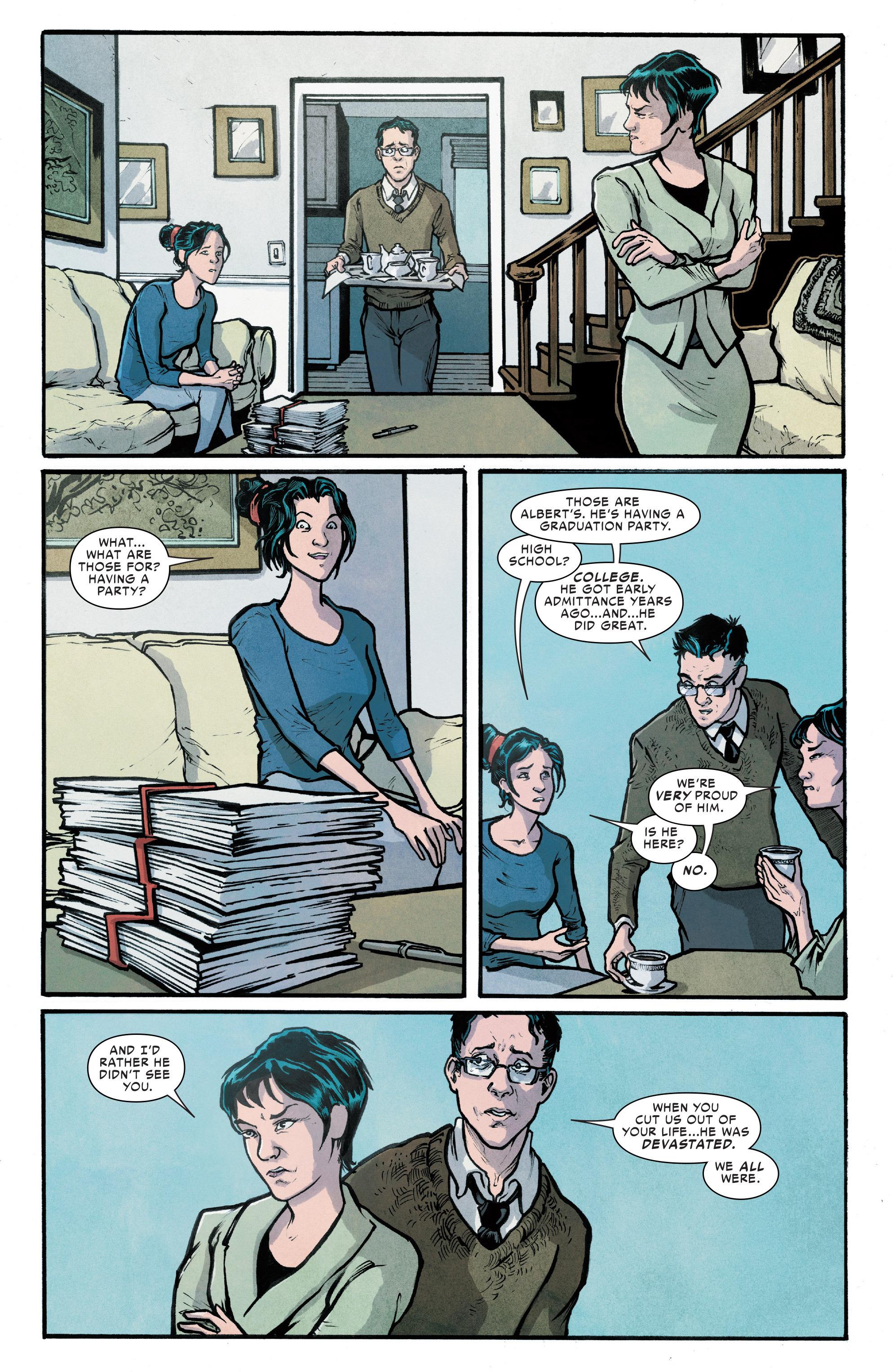 Read online Silk (2016) comic -  Issue #7 - 10