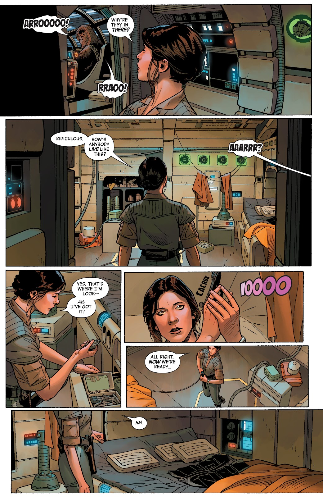Read online Star Wars: Age of Rebellion - Heroes comic -  Issue # TPB - 7