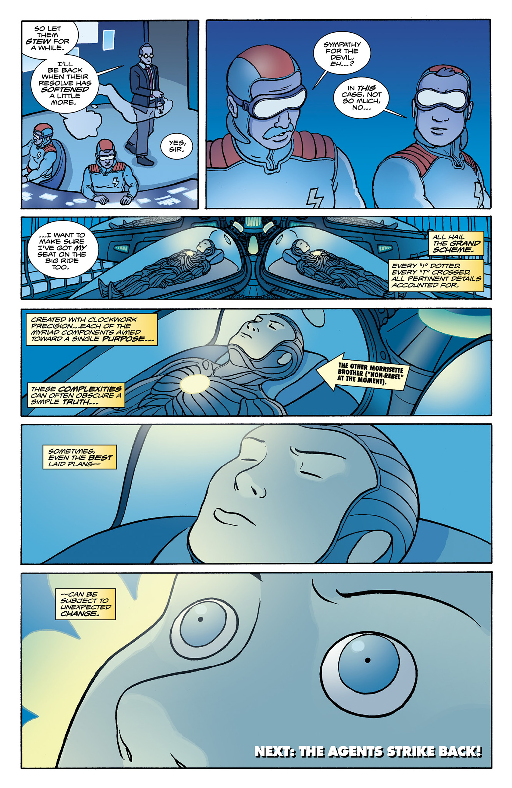 Read online Catalyst Comix comic -  Issue #8 - 17