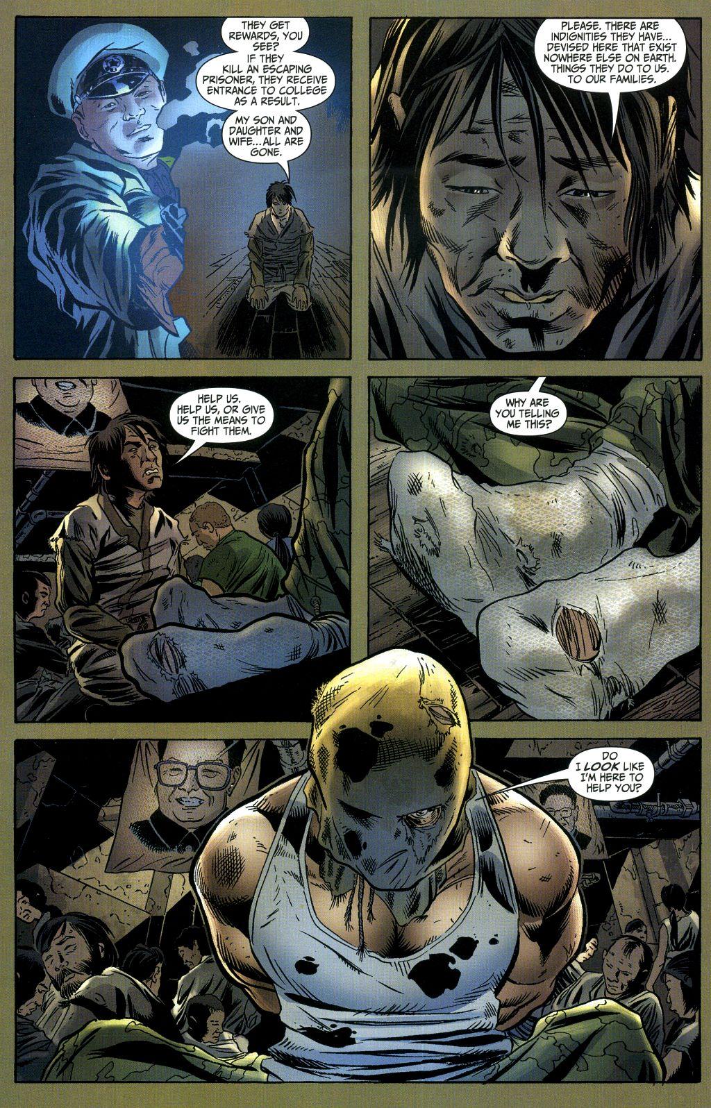 Read online Secret Six (2006) comic -  Issue #1 - 3