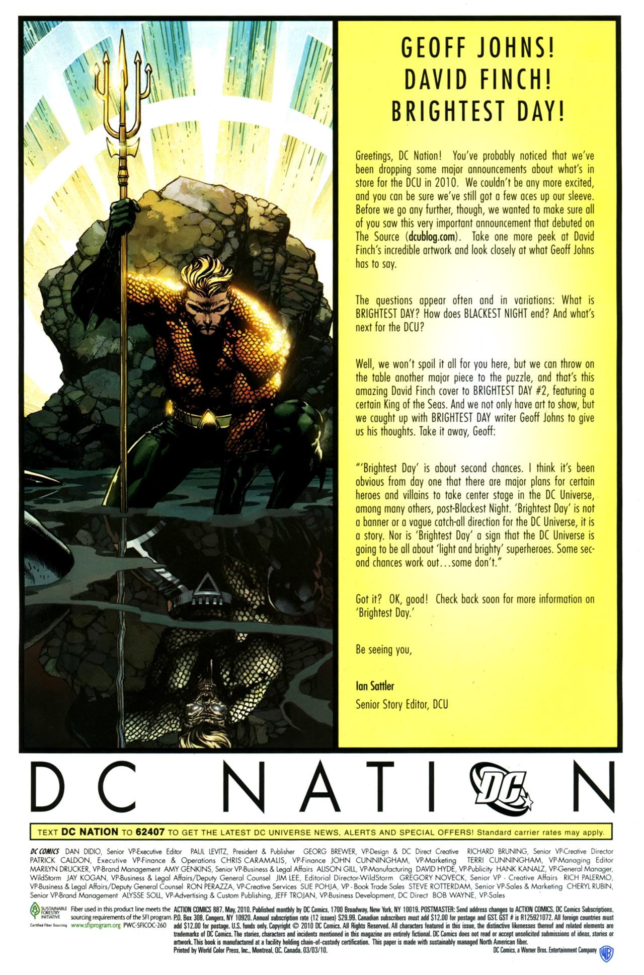 Action Comics (1938) 887 Page 32