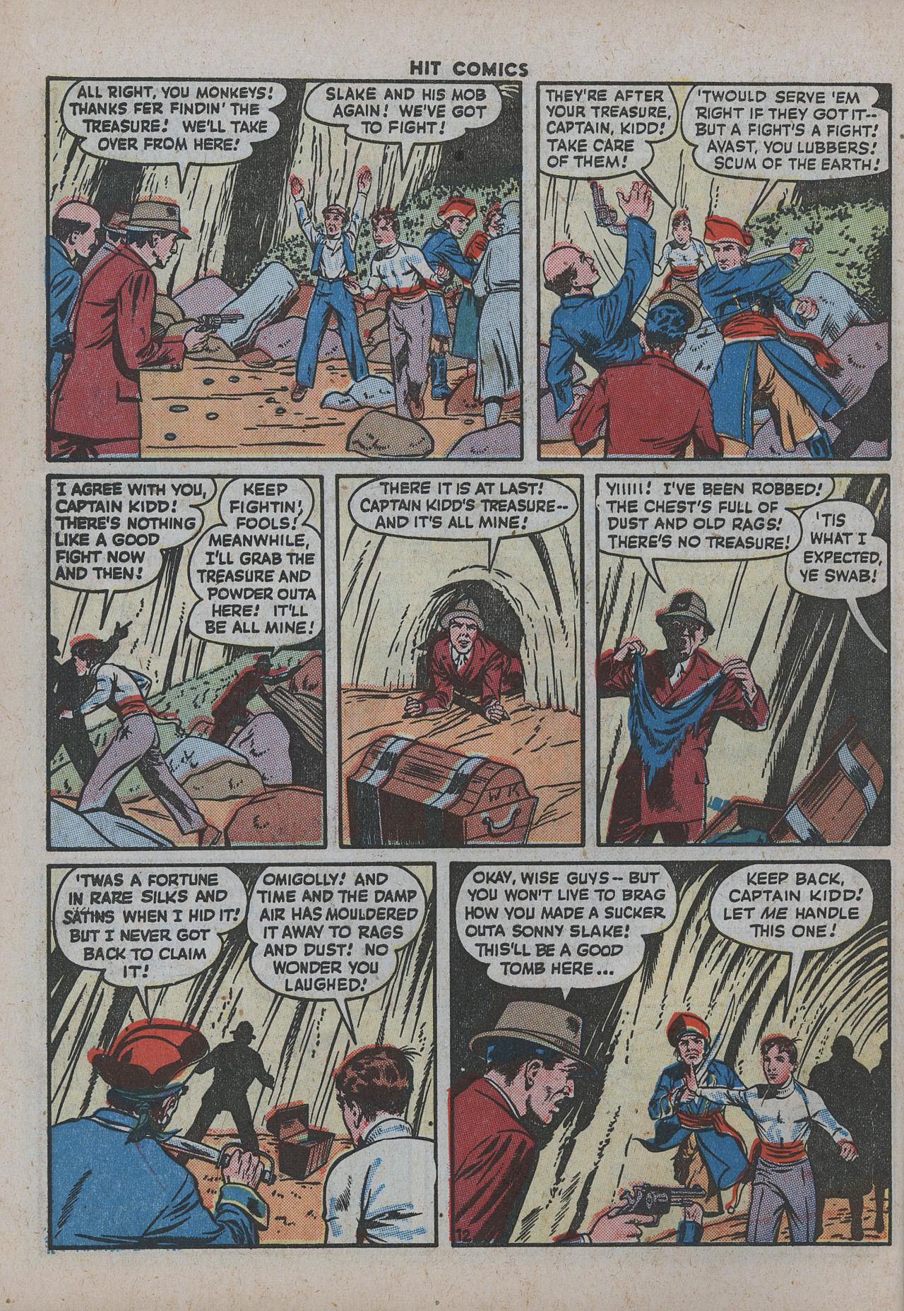 Read online Hit Comics comic -  Issue #38 - 17