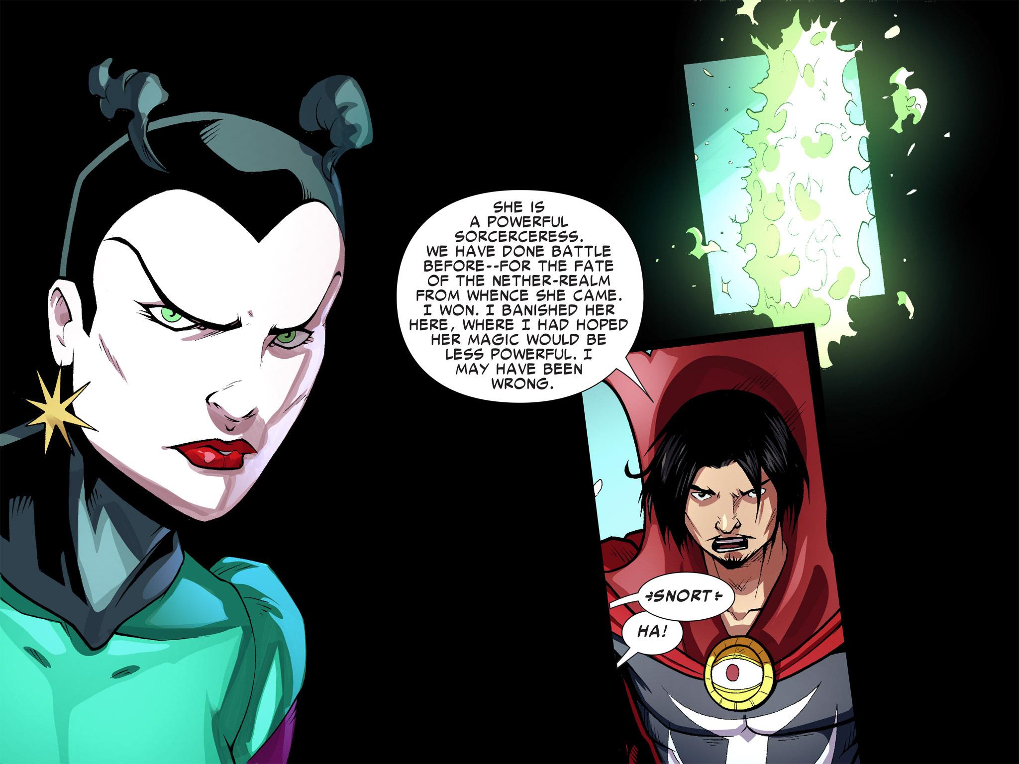 Read online Ultimate Spider-Man (Infinite Comics) (2016) comic -  Issue #9 - 29