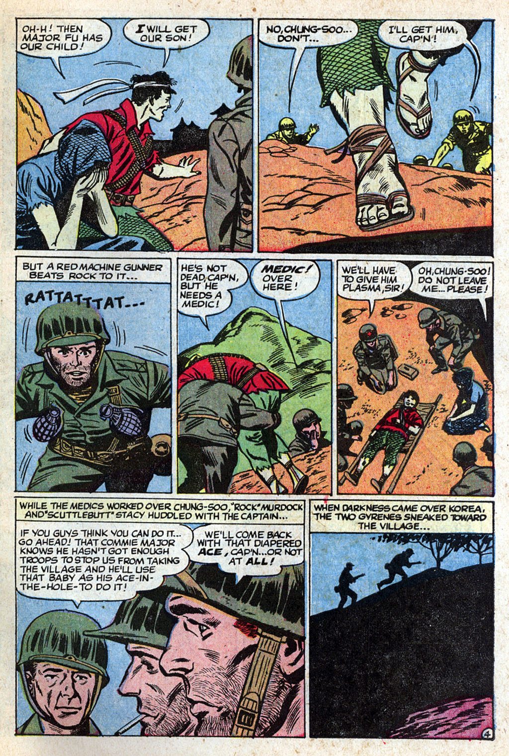 Marines in Action issue 8 - Page 31
