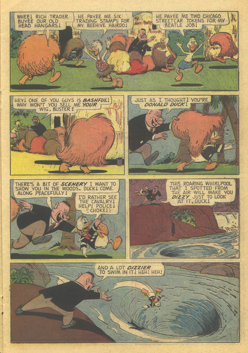 Read online Uncle Scrooge (1953) comic -  Issue #85 - 15