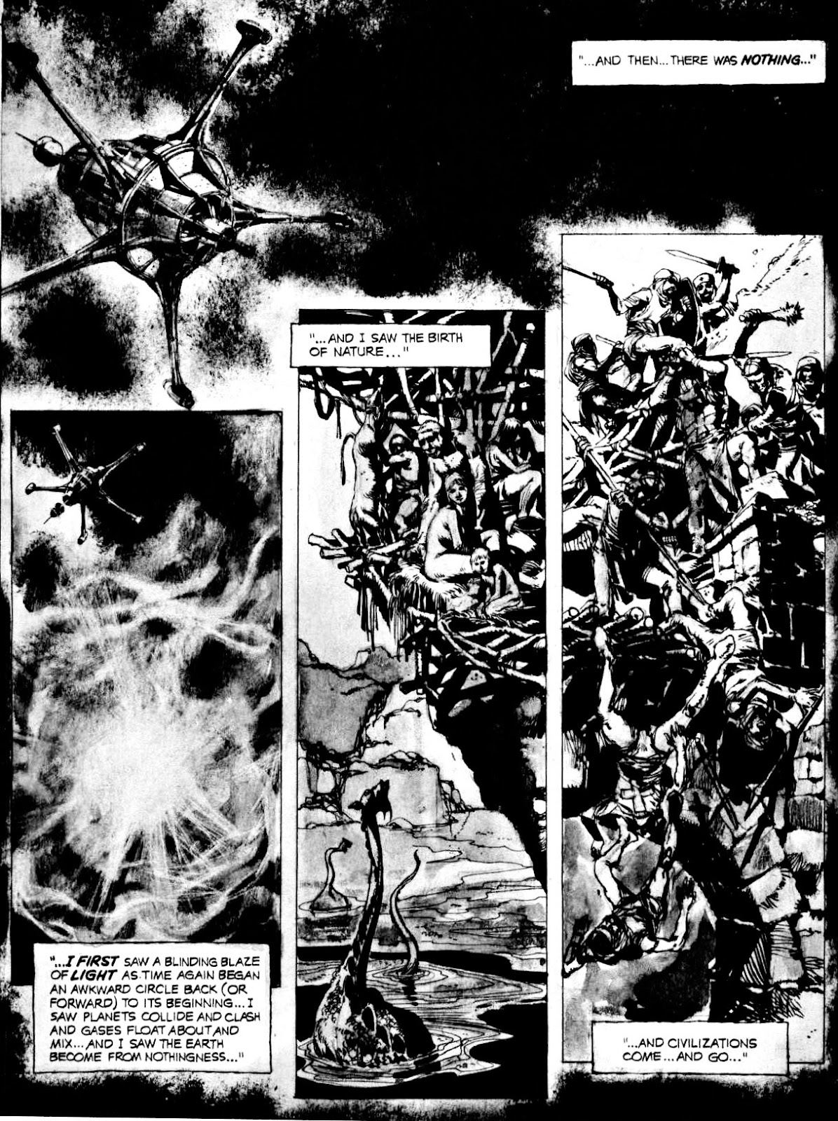Nightmare (1970) issue 14 - Page 11