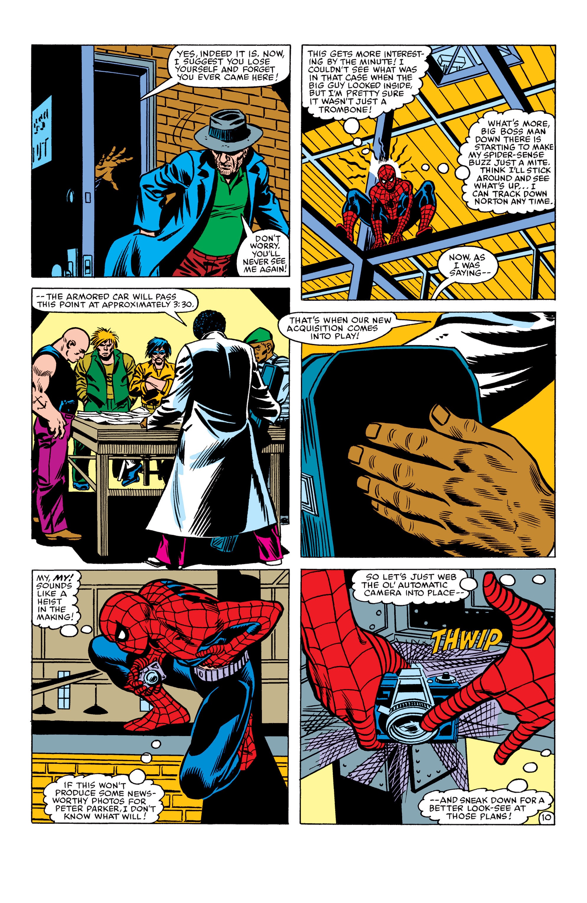 The Amazing Spider-Man (1963) 247 Page 10