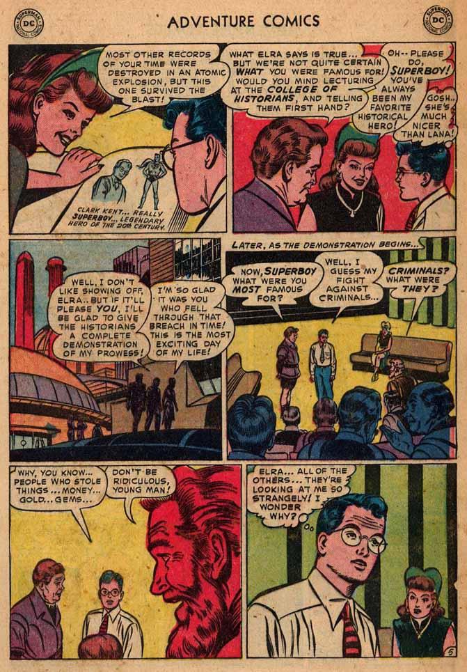 Read online Adventure Comics (1938) comic -  Issue #187 - 7