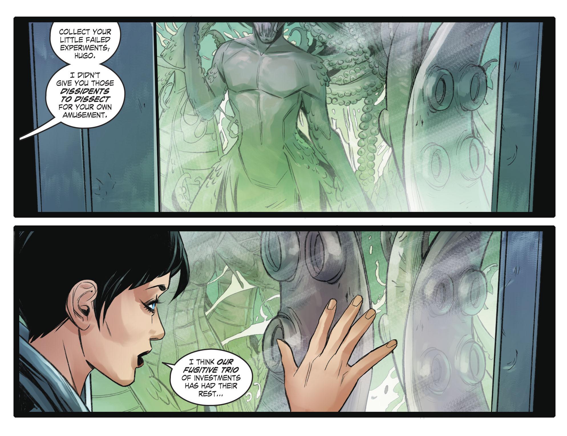 Read online DC Comics: Bombshells comic -  Issue #93 - 7