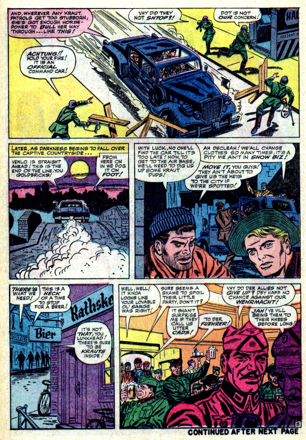 Read online Sgt. Fury comic -  Issue #19 - 12