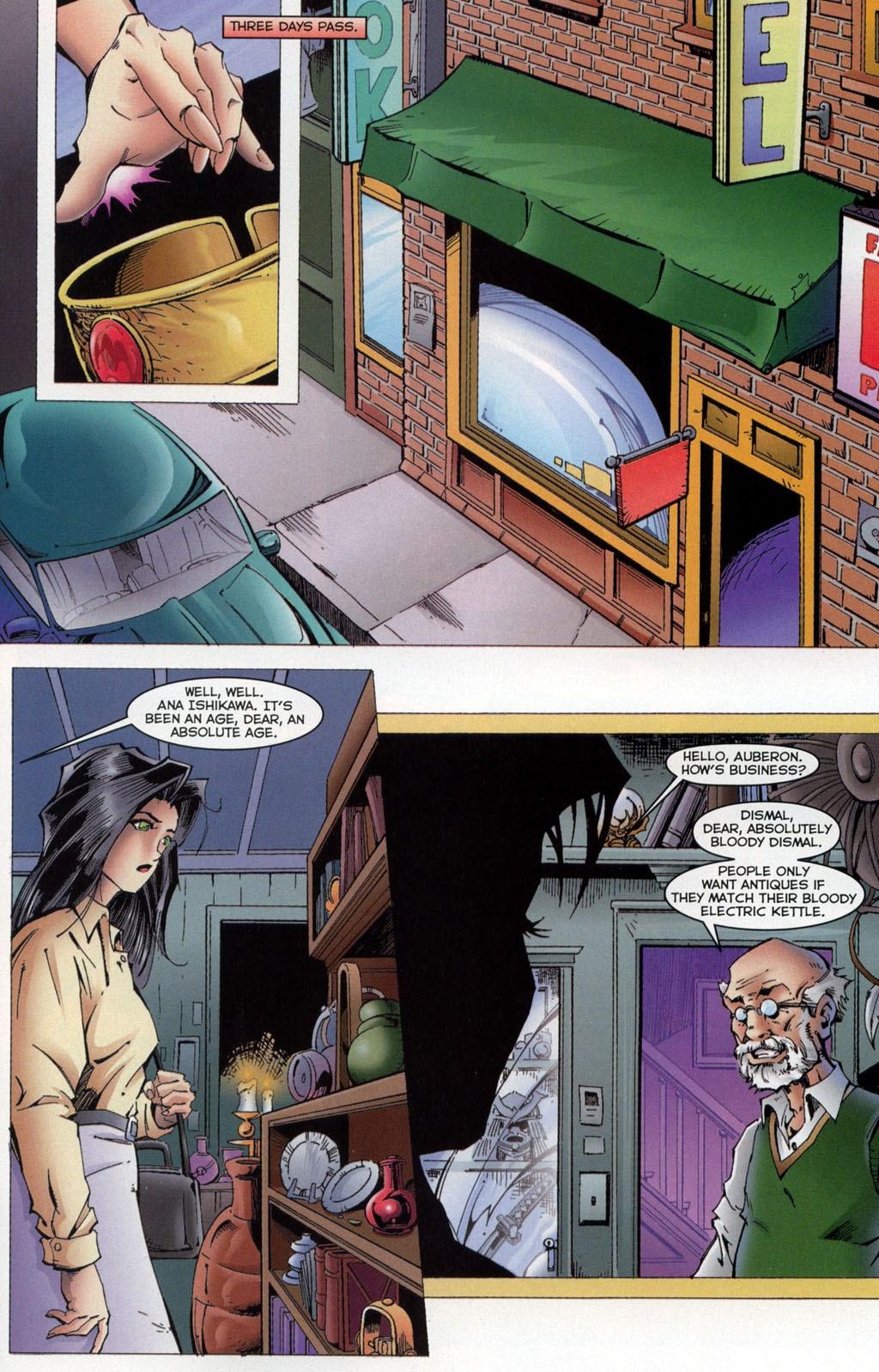 Shi/Vampirella issue Full - Page 15
