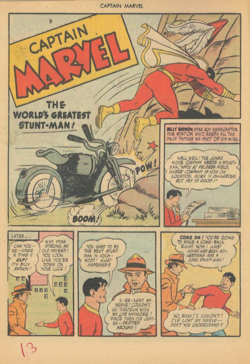 Captain Marvel Adventures issue 63 - Page 16