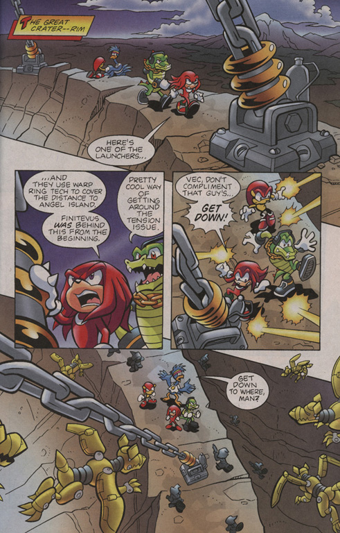 Read online Sonic Universe comic -  Issue #11 - 16
