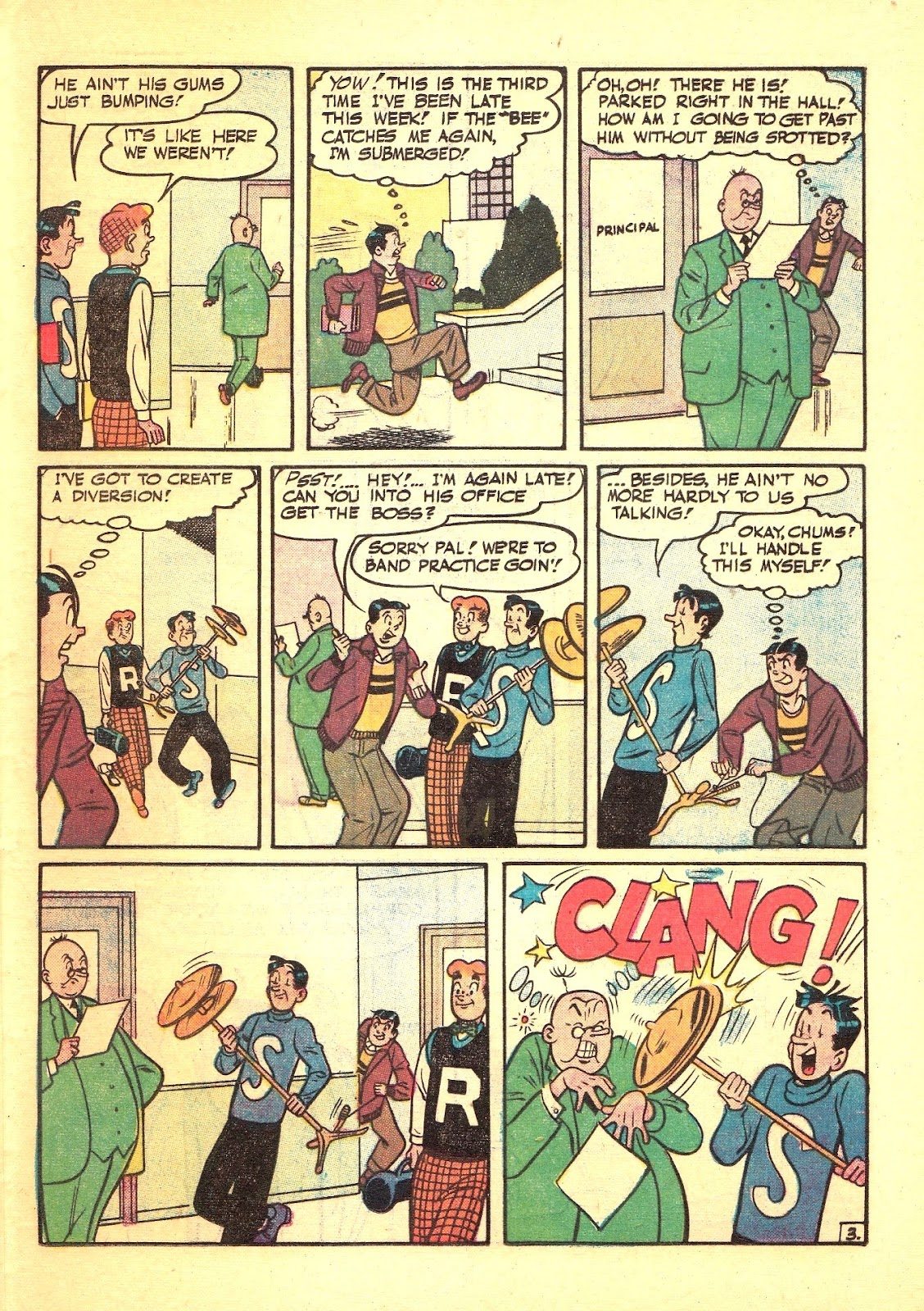 Archie Comics issue 087 - Page 21