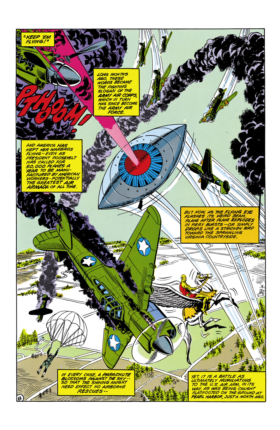 Read online All-Star Squadron comic -  Issue #11 - 9