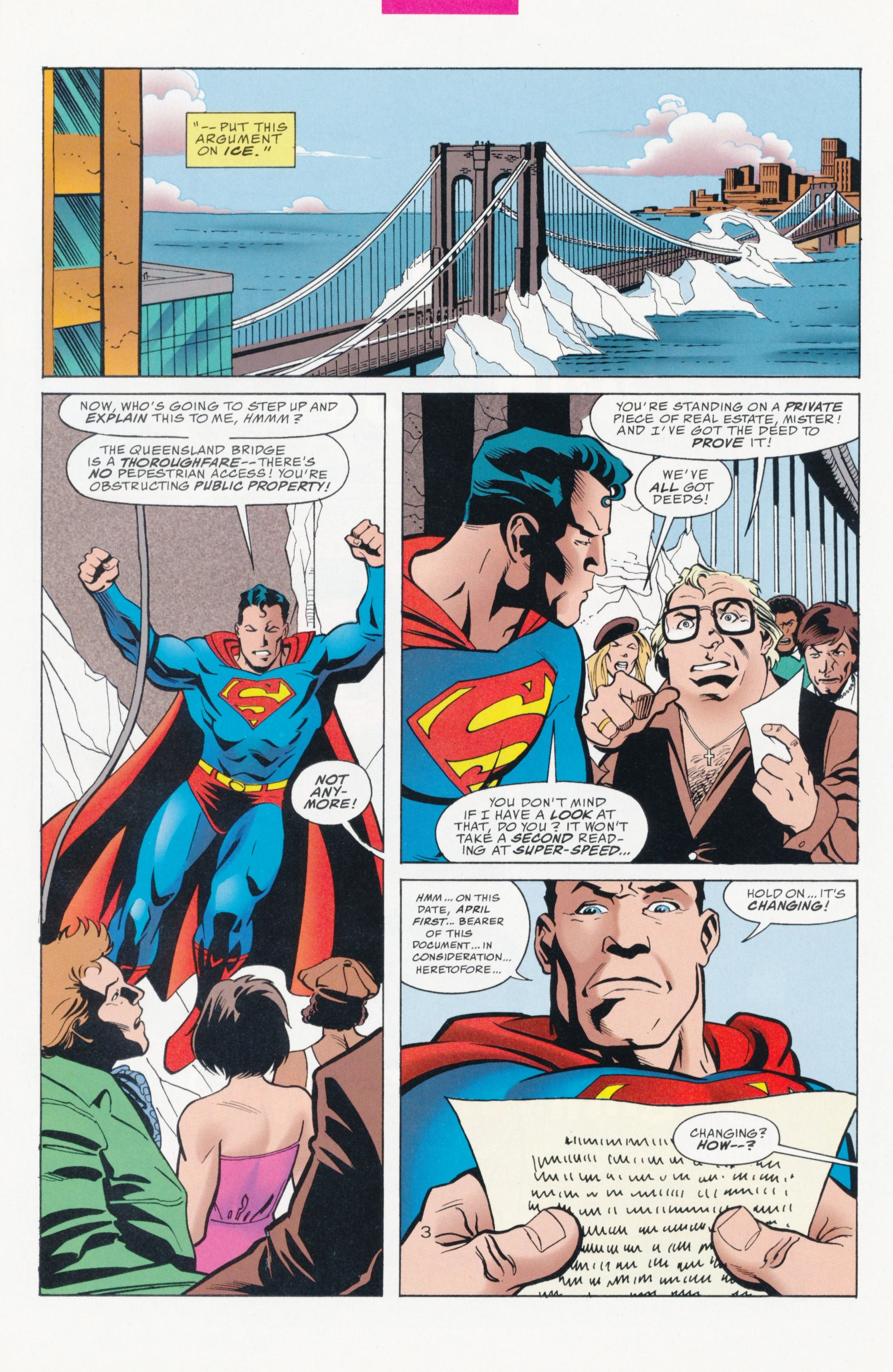 Action Comics (1938) 745 Page 4