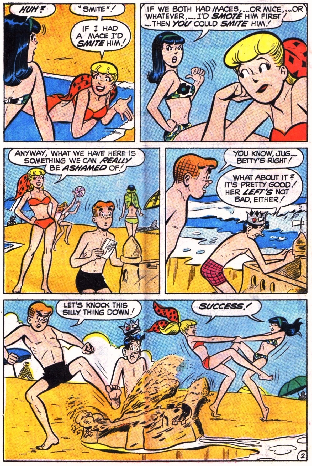Read online Archie (1960) comic -  Issue #195 - 30