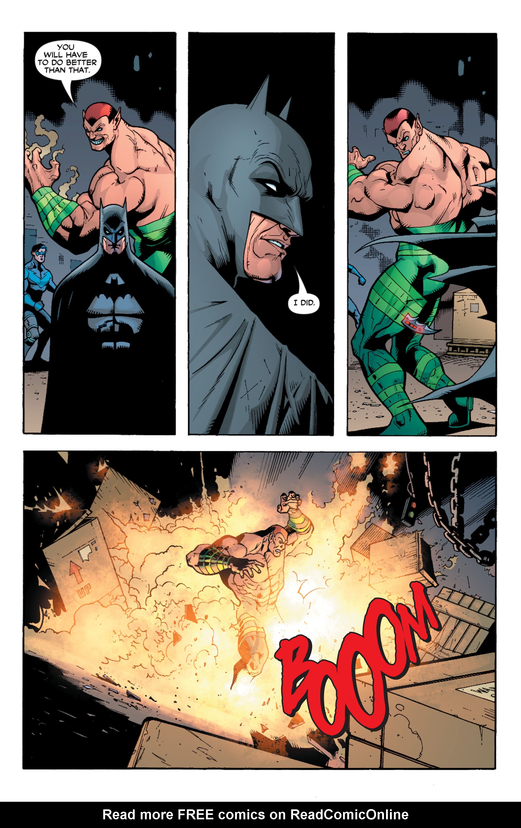 Read online Batman: Under The Red Hood comic -  Issue # Full - 62
