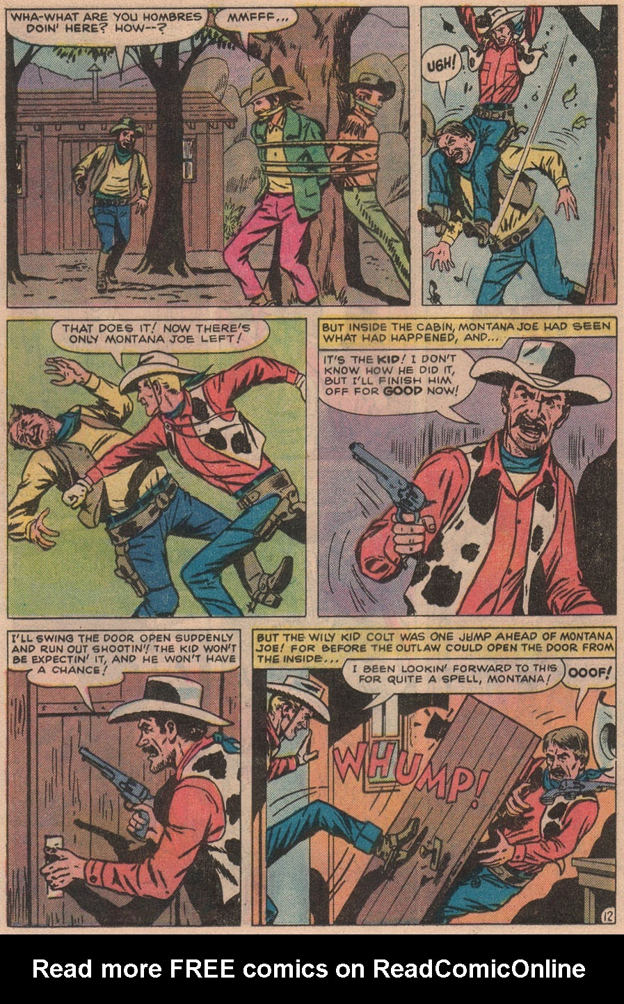 Kid Colt Outlaw issue 203 - Page 20